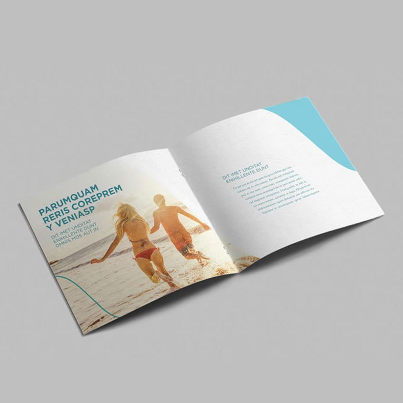 Brochure Azul 0
