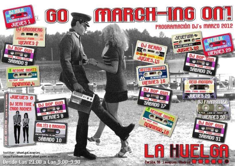 La Huelga de Lavapiés. (Selección carteles). 7