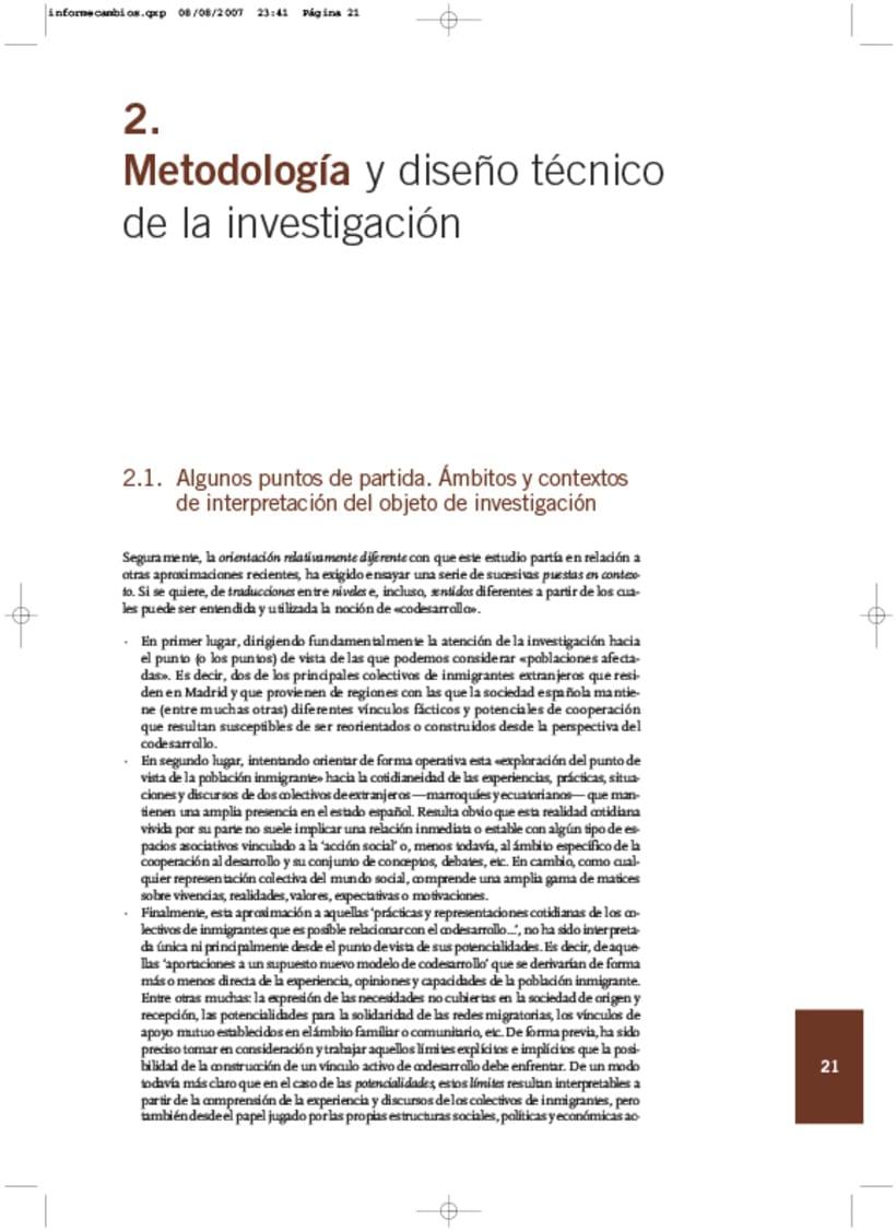 ACSUR Las Segovias. Memoria 2008 1