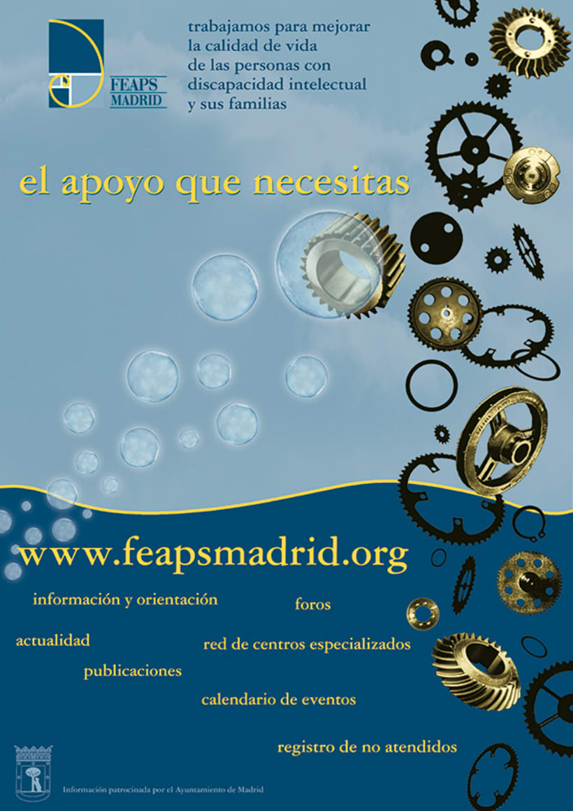 FEAPS Madrid. Materiales diversos 2006-2007 4