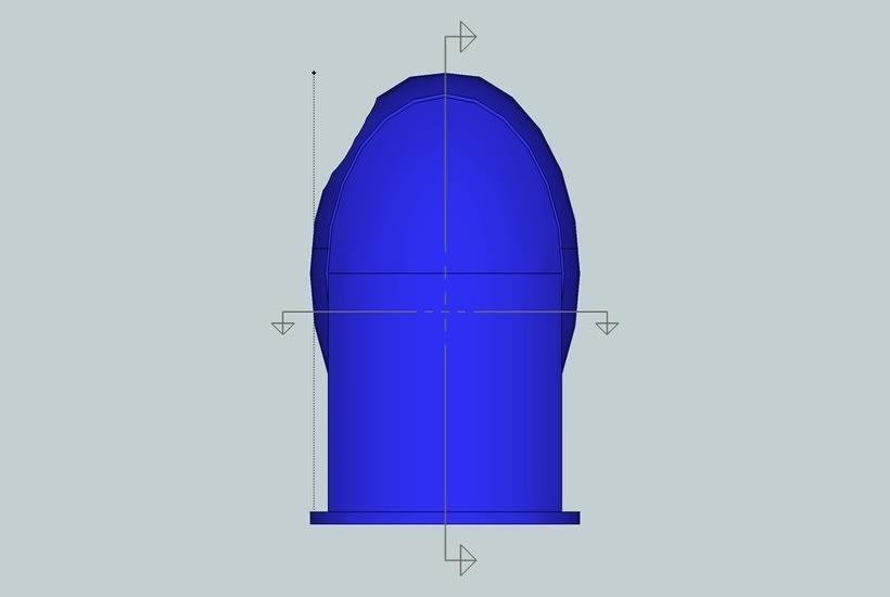 Diseño Industrial Diseño de ECO-Papelera Urbana (PROTO) -1