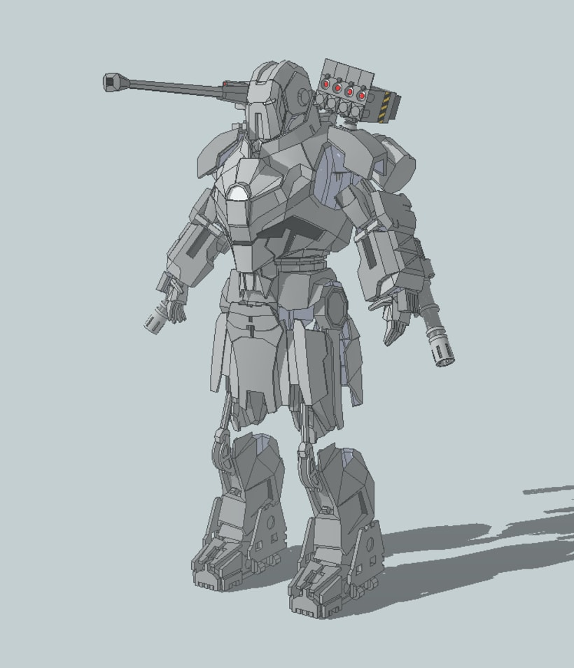 Whiplash Armor Mark 2 1