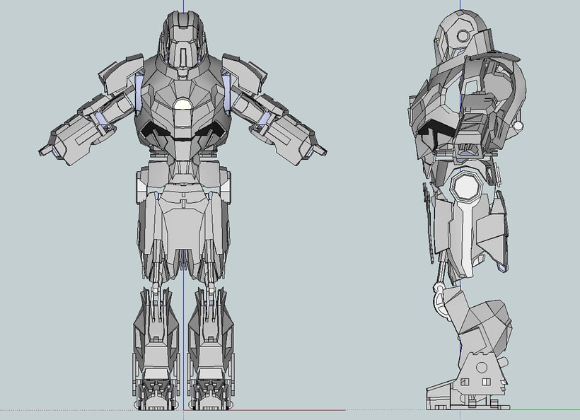 Whiplash Armor Mark 2 2