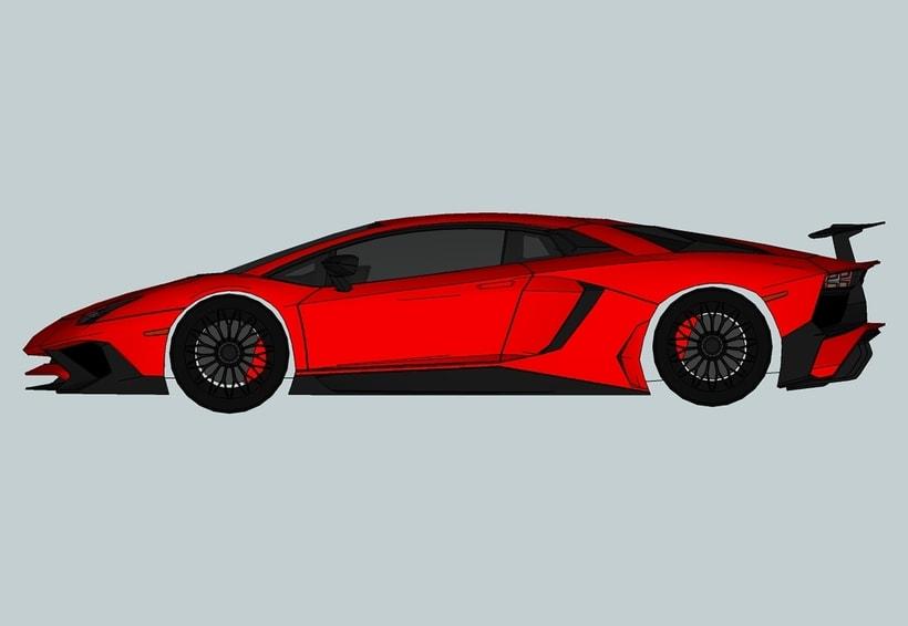 Carros 3D Digitalización y Modelado -1