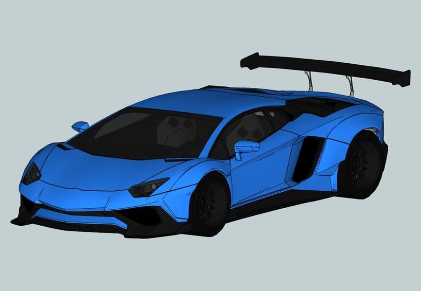 Carros 3D Digitalización y Modelado 0