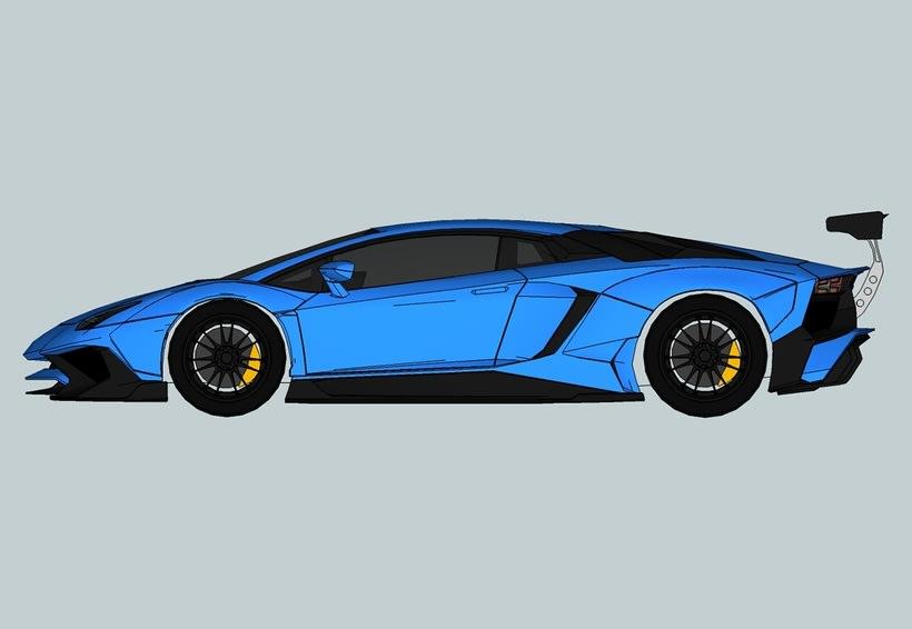 Carros 3D Digitalización y Modelado 1