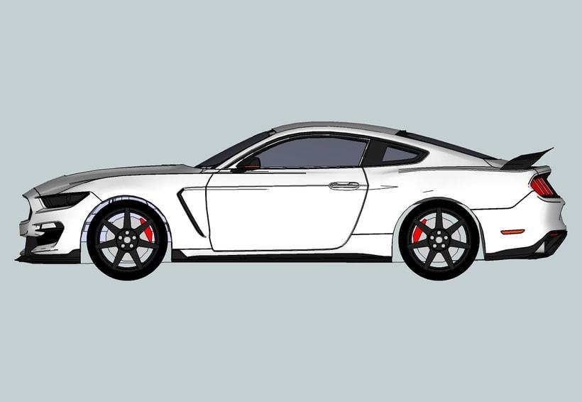 Carros 3D Digitalización y Modelado 3