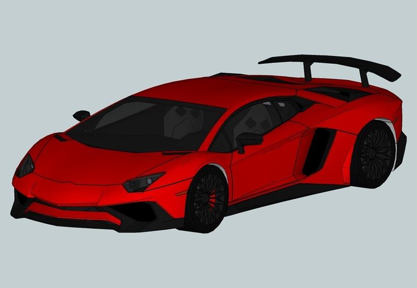 Carros 3D Digitalización y Modelado 12