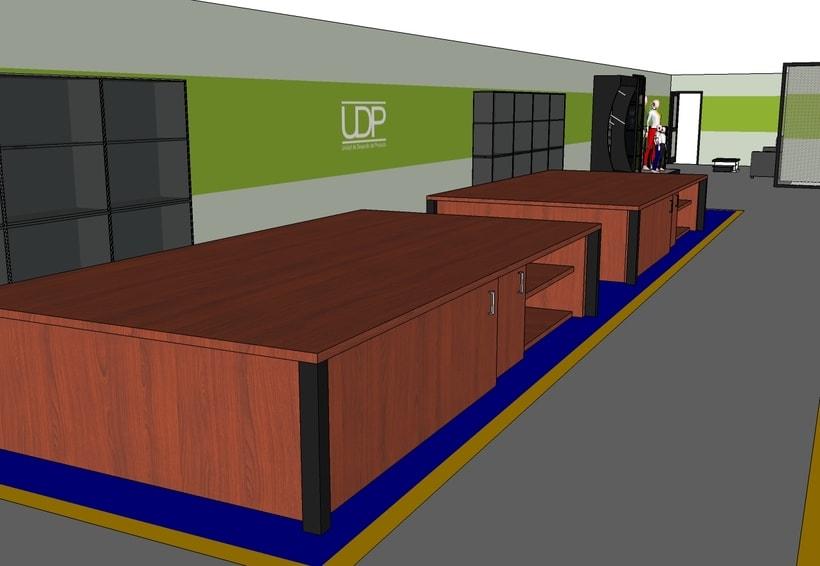 U.D.P.: Renovación de Departamento 6