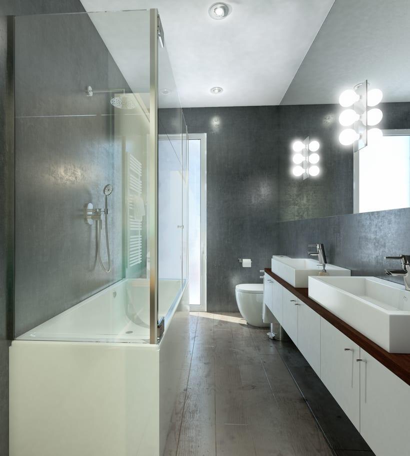 3D Render Arquitectura Interiorismo Padilla_Barcelona 0