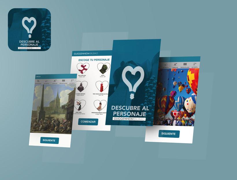 Campaña publicitaria museo Guggenheim 0