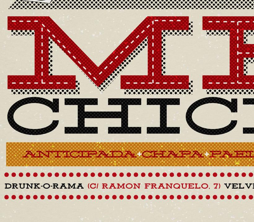 MFC CHICKEN vermut-o-rama poster 4