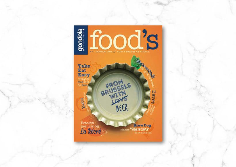 Food's magazine 0
