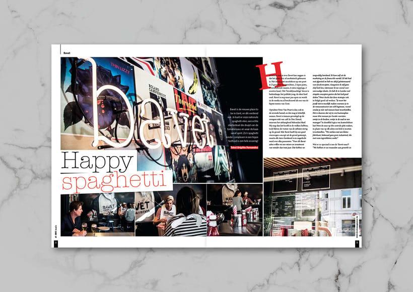 Food's magazine 1
