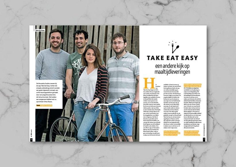 Food's magazine 8