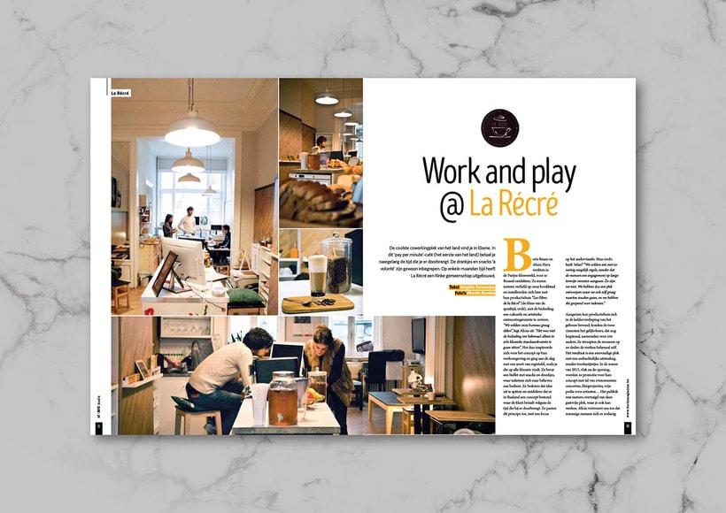 Food's magazine 4