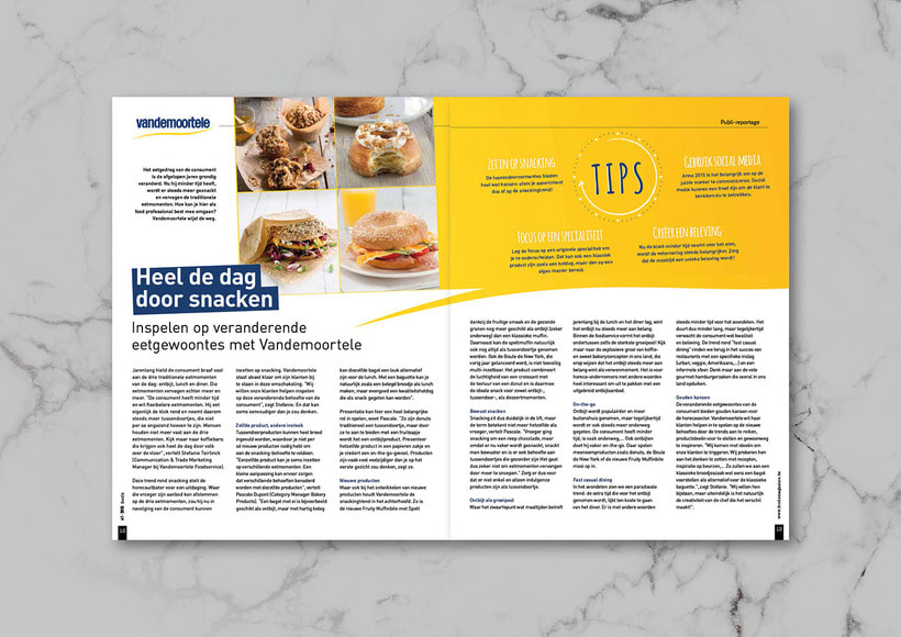 Food's magazine 5