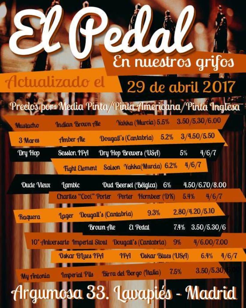 El Pedal. (2017) -1
