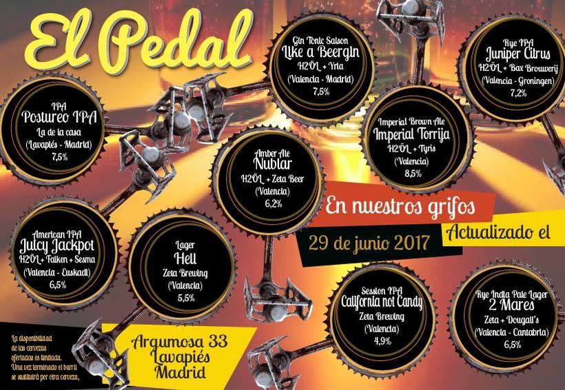 El Pedal. (2017) 0