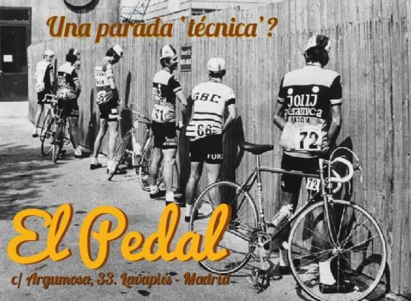 El Pedal. (2017) 3