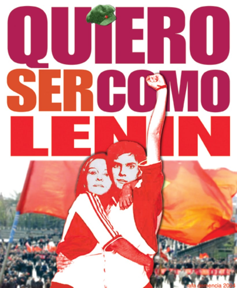 Quiero ser como Lenin -1