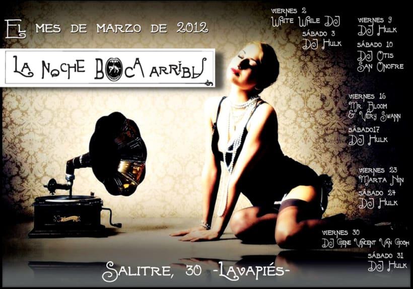 La Noche Bocarriba (2011) 3