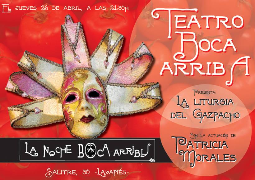 La Noche Bocarriba (2011) 6