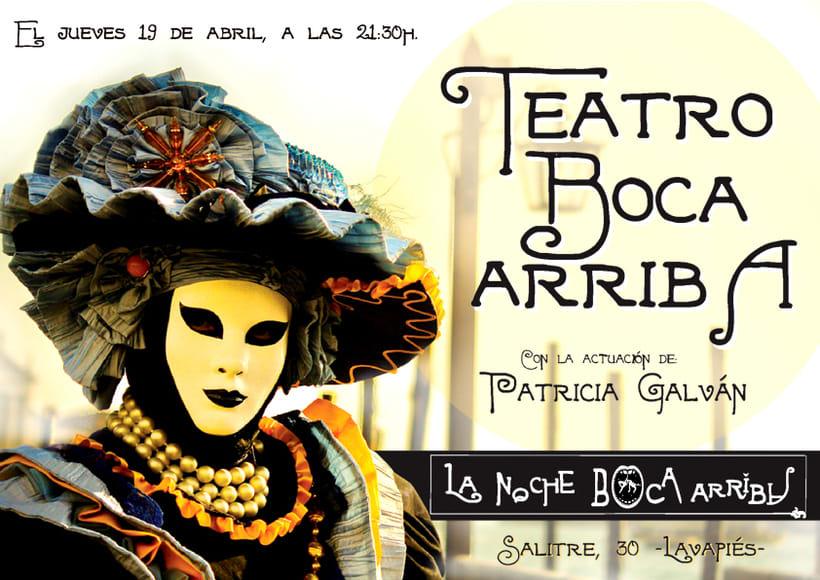 La Noche Bocarriba (2011) 7
