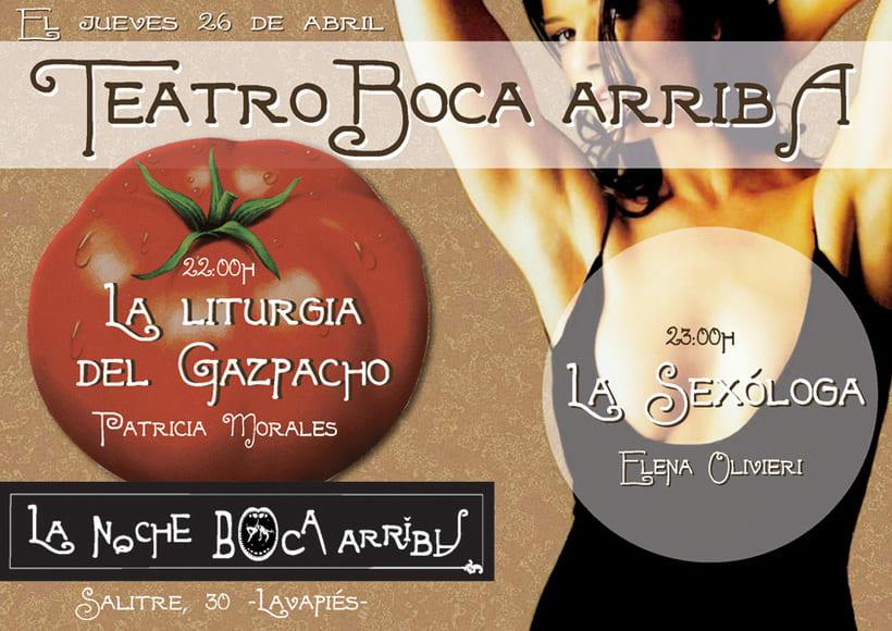 La Noche Bocarriba (2011) 8