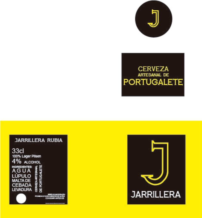 cerveza JARRILLERA 1