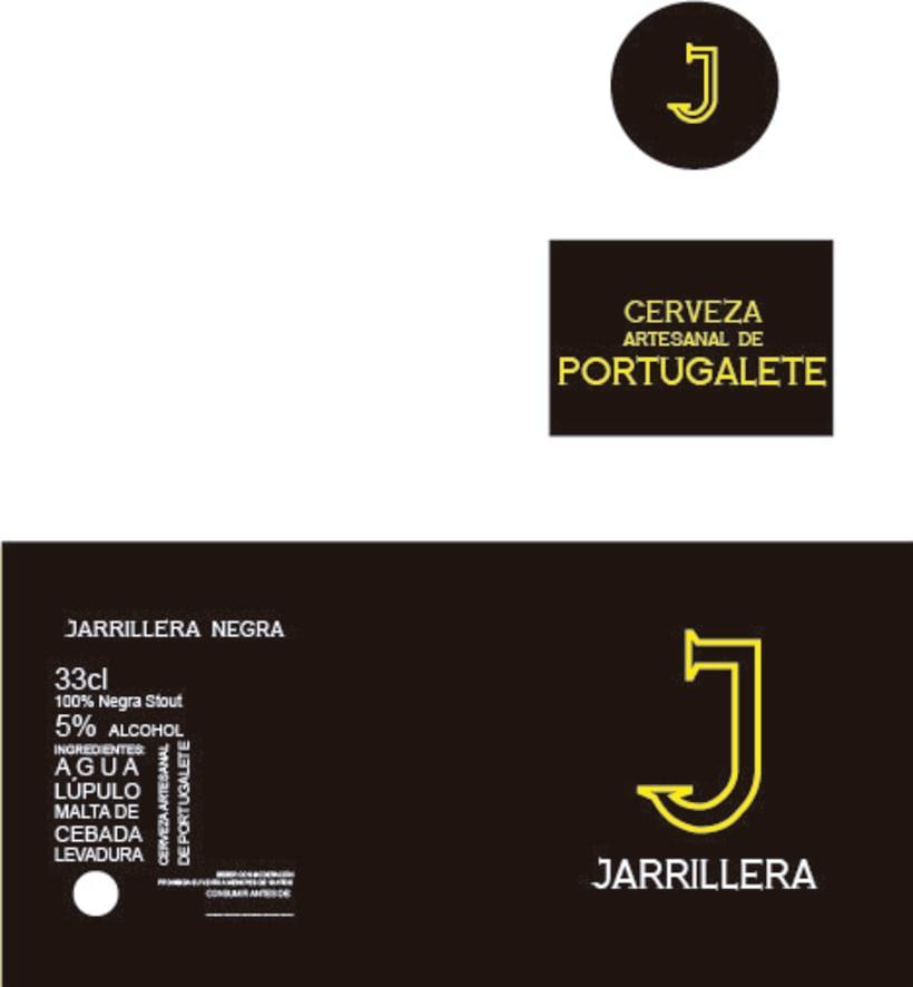 cerveza JARRILLERA 2
