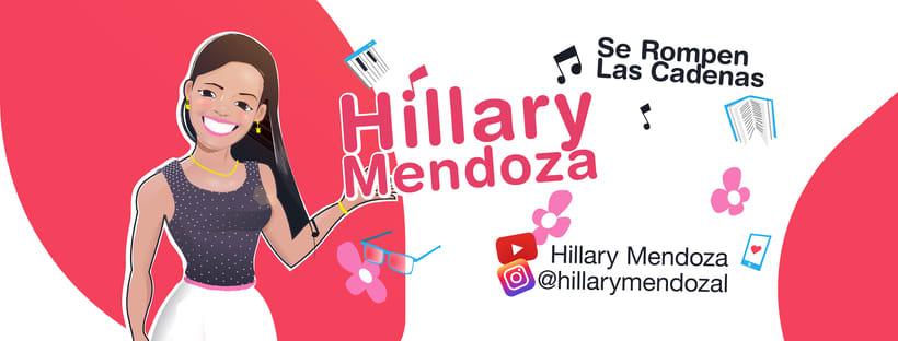 Ilustración Vectorial | Hillary 0