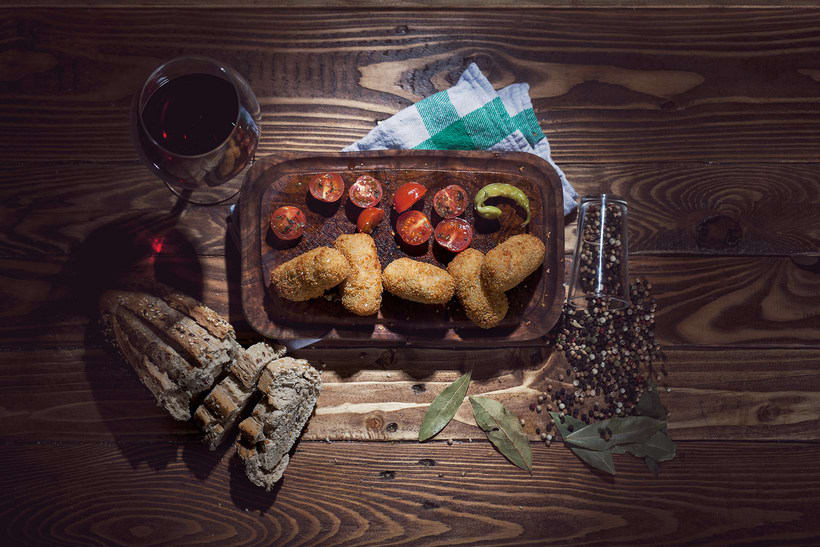 Fotografía gastronómica para restaurante en Palma de Mallorca 0