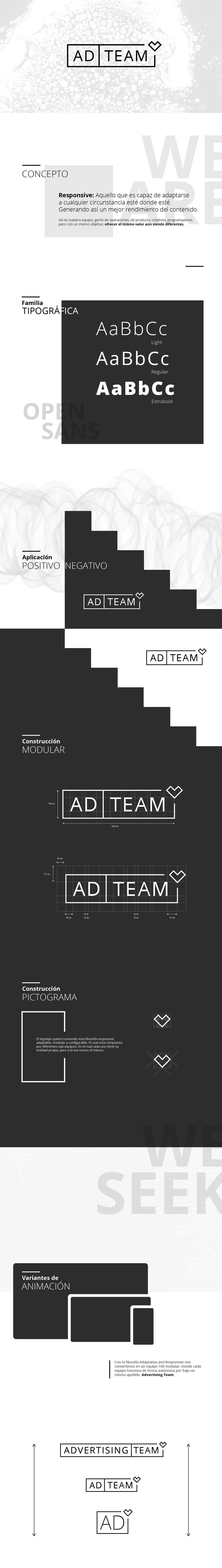 Brand Manual AD TEAM 1