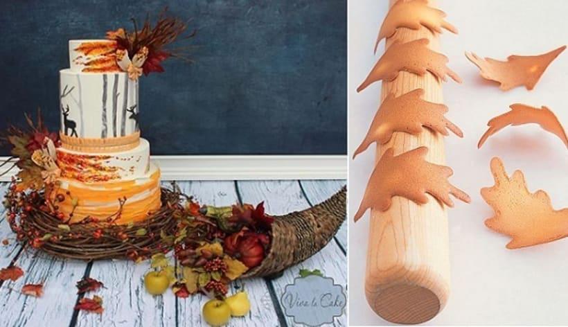 Sabores de tarta de boda ideales para celebraciones en Otoño -1