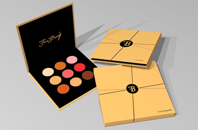 Packaging Fara Beauty 1