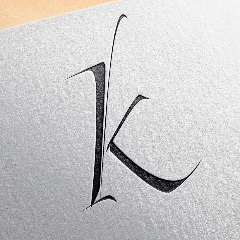 Mister Kams, un romance entre caligrafía y lettering 3