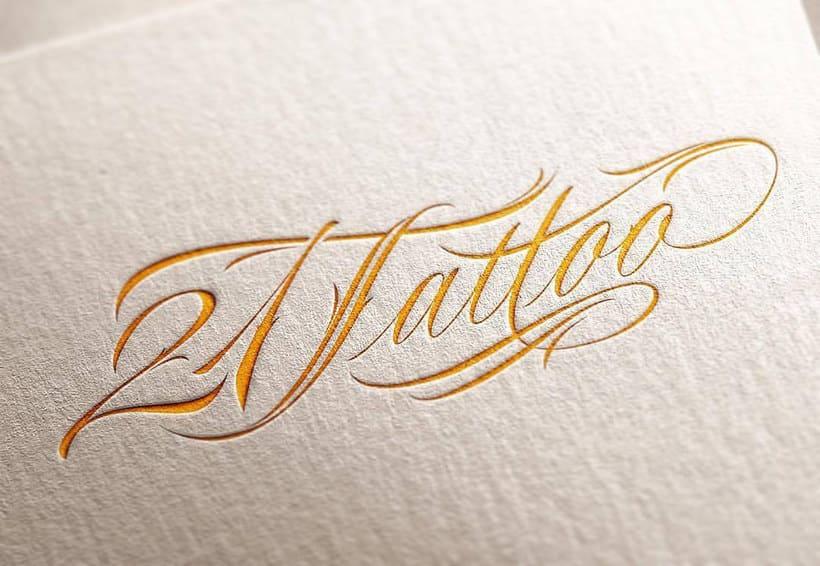 Mister Kams, un romance entre caligrafía y lettering 12