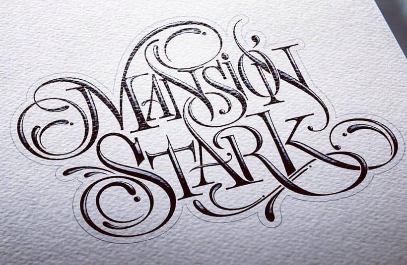 Mister Kams, un romance entre caligrafía y lettering 13