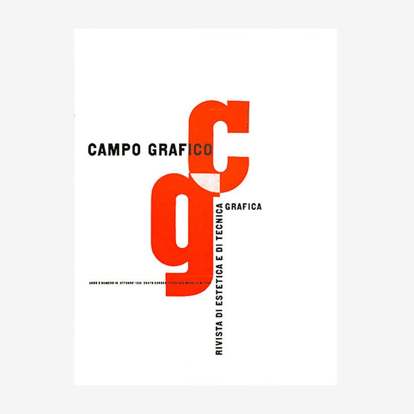Décadas de diseño recopiladas en el Archivio grafica italiana 4