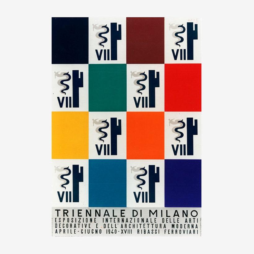 Décadas de diseño recopiladas en el Archivio grafica italiana 19