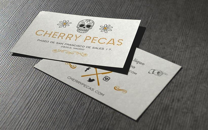 Cherry Pecas 2