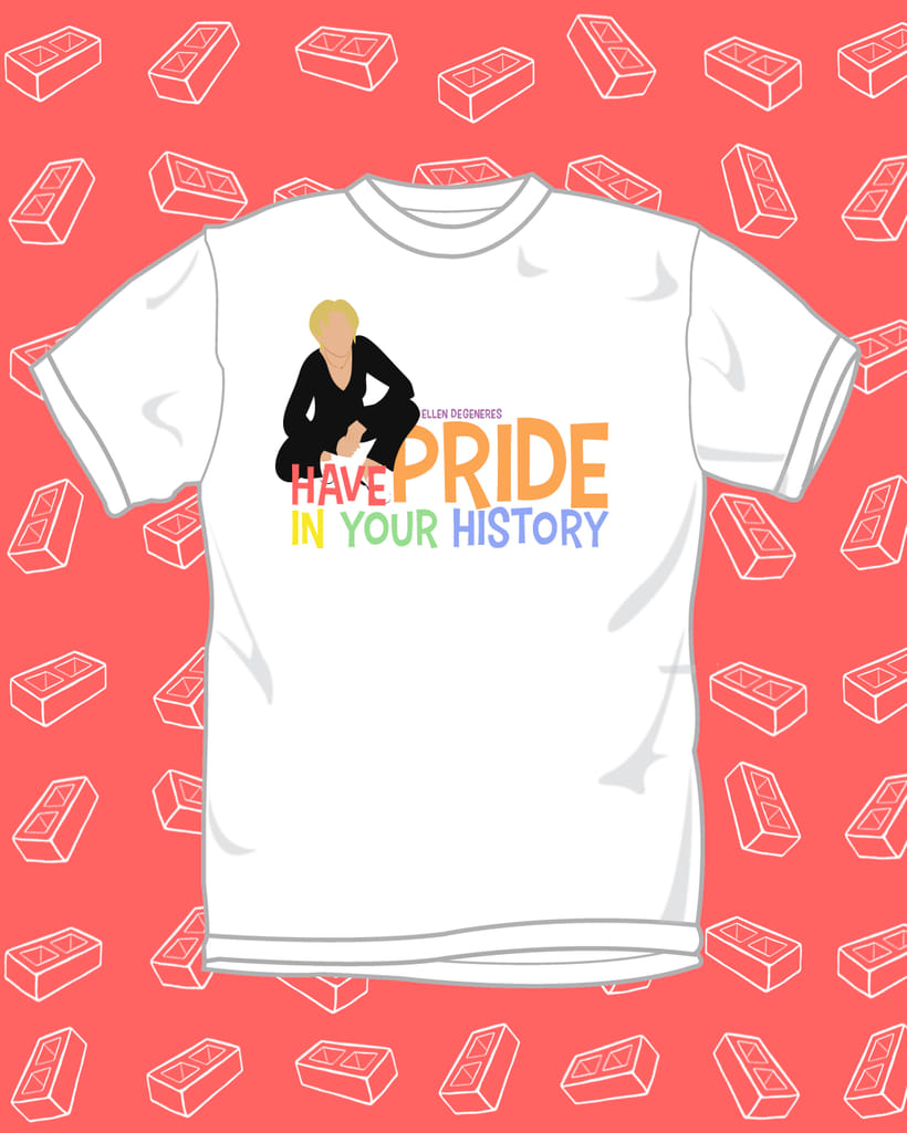HAVE PRIDE IN YOUR HISTORY // LGBT PRIDE 2