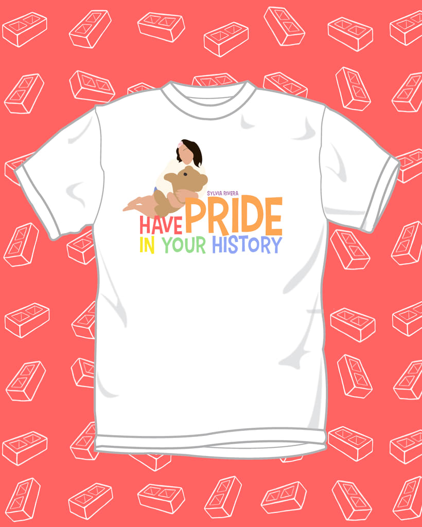 HAVE PRIDE IN YOUR HISTORY // LGBT PRIDE 4