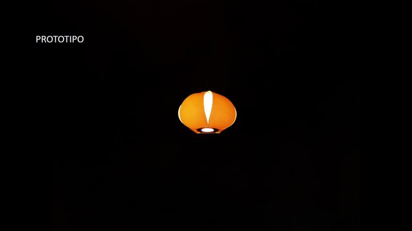 Lámpara Echinus 3