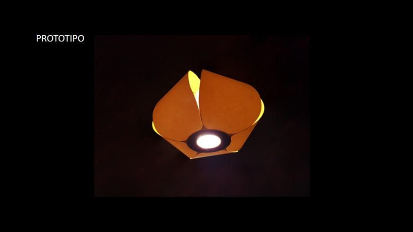 Lámpara Echinus 4