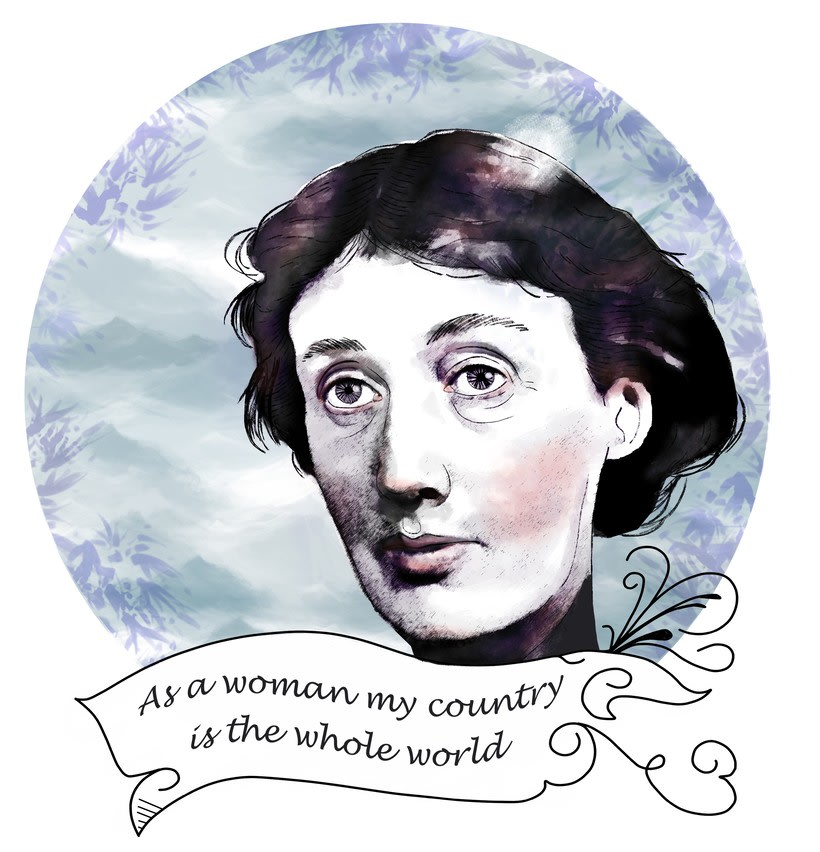 Mi Proyecto del curso: Virginia Woolf 0