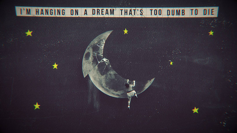 Green Day Official Lyric Video 3