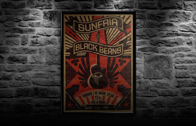 Cartel - Sunfai & Black Beans 1