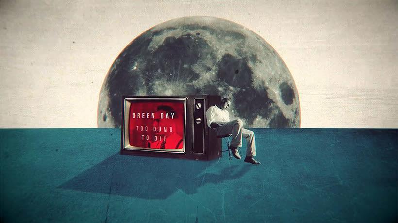 Green Day se rinde ante el collage animado de Miraruido 3